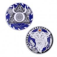 Zodiac Geocoin - Taurus (Taureau)