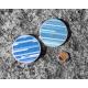 Solar System Geocoin Set - Uranus, Neptune, Pluto