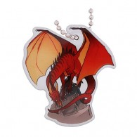 Hidden Creatures Travel Tag - Dragon