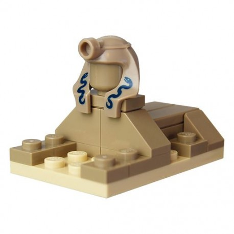 Figurine LEGO trackable - Sphinx