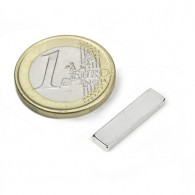 Magnets Rectangle 20x5x2mm - Lot de 10