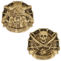 Pirate Doubloon Geocoin