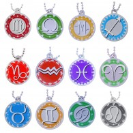 Zodiac Travel Tag Full Set - Lot de 12 Travel Tags