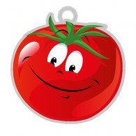 Travel Tag Tomate