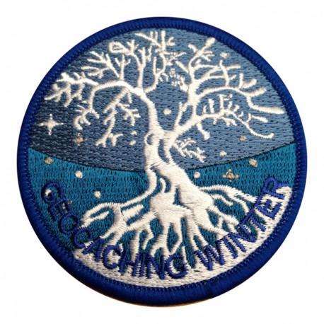 Patch Geocaching Quatre Saisons - Winter