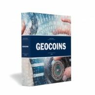 Album pour Géocoins et Travel Bugs, 5 feuilles incluses