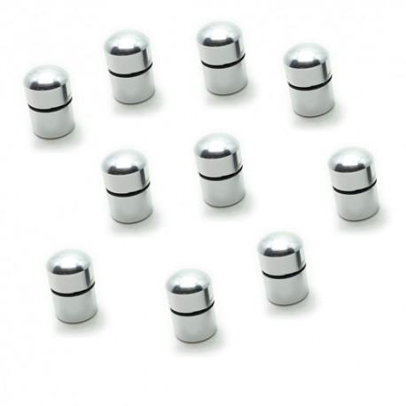 Nano Cache aimantée x10 - Silver