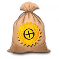 Grab Bag Geocaching - Gold