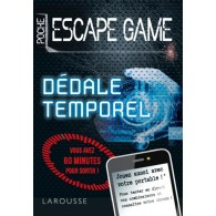 ESCAPE GAME de poche - Dédale temporel