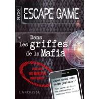 ESCAPE GAME de poche - Dans les griffes de la mafia