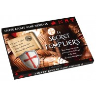 ESCAPE GAME - Secrets des Templiers
