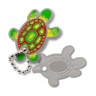 Travel Tag Tortue