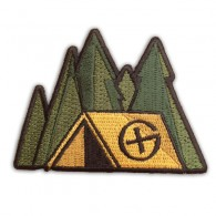 Patch Geocaching Camp
