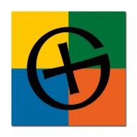 Magnet Logo Geocaching