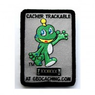 Travel Patch Signal the Frog®