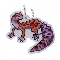 Geopets Travel Tag - Cricket the Gecko