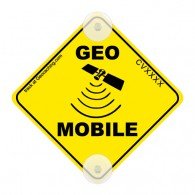 On the road! Trackable - Geo Mobile
