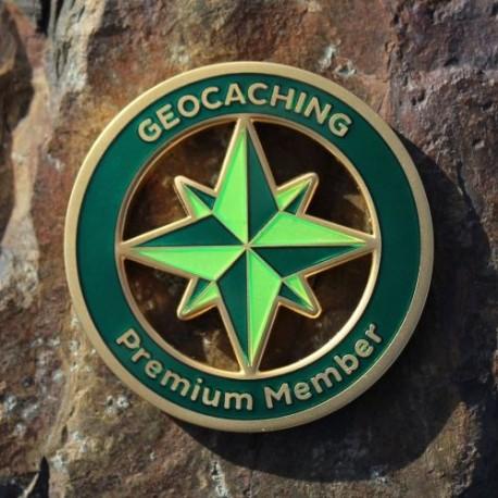 Premium Member Collection : Geocoin