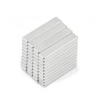 Magnets Rectangle 20x4x2mm - Lot de 4