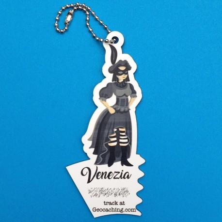 Carnival Travel Tag - Venezia