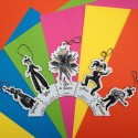Carnival Travel Tag Full Set - Lot de 5 Travel Tags