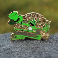 Luck of the Irish Geocoin