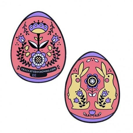 Easter Egg Geocoin