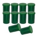 Film canister x10 - Vert