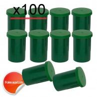 Mega Pack Film canister x100 - Vert