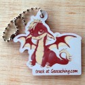 Legendary Dreams Travel Tag - Dragon