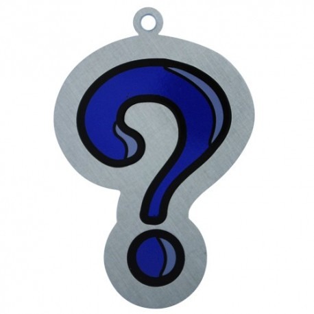 Mystery Icon Travel Tag