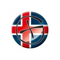 Badge Geocaching - Islande