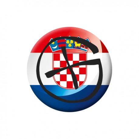 Badge Geocaching - Croatie