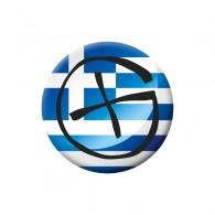 Badge Geocaching - Grèce
