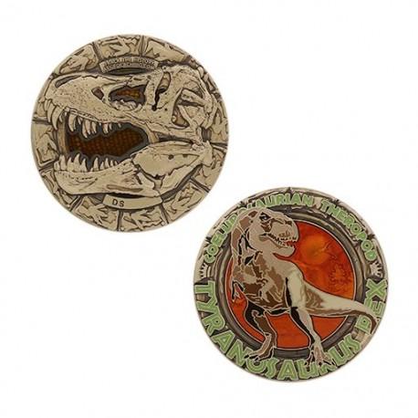 Dinosaur Series : Tyrannosaurus Rex Geocoin