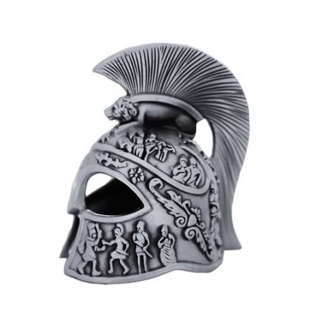 Roman Imperial Helmet 3D Geocoin