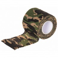 Ruban auto-adhésif - Camouflage