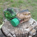 "Cache ""Dinosaure"" (Tête)"