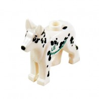 Figurine LEGO trackable - GeoDog Dalmatien