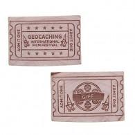 GIFF Wooden Ticket