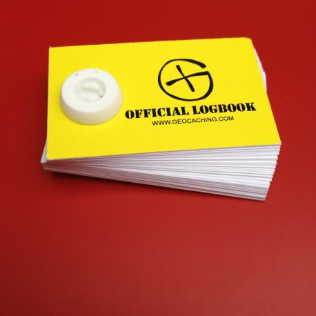 "Mini ""Official Logbook"""