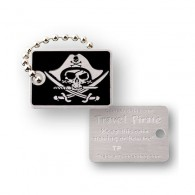 Travel Tag Pirate