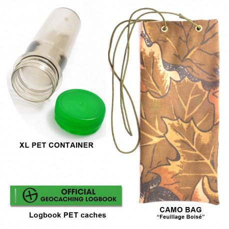 Kit Geocache Camo Bag