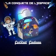 """Coffret Cadeau """"La conquête de l'espace"""" - Édition Limitée"""