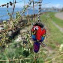 Parrot Travel Tag