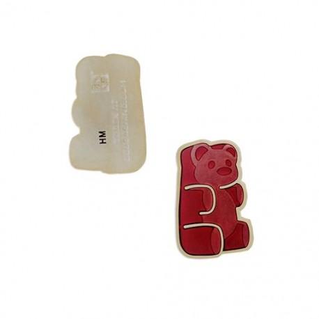 Micro Candy Geocoin - Gummy Bear