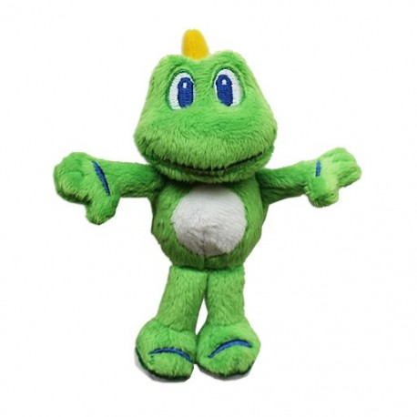 Micro Peluche Signal the Frog