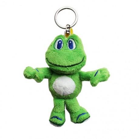 Micro Peluche Signal the Frog en porte-clés
