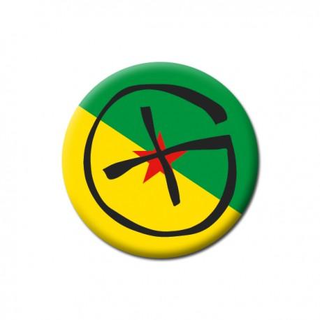 Badge Geocaching - Guyane