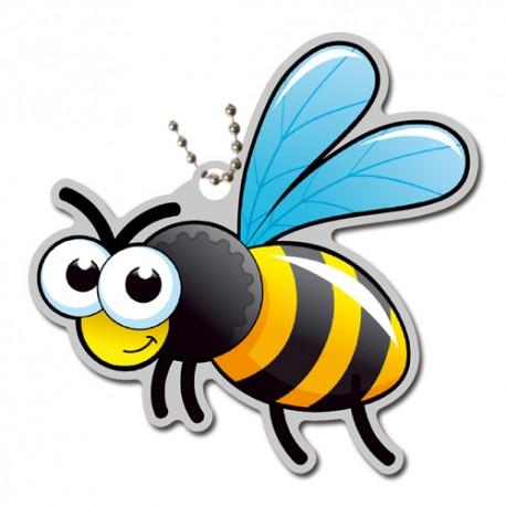 Little Garden Creature Travel Tag - Abeille (BEE)